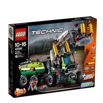Technic bosbouwmachine 42080