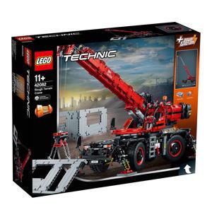 Technic kraan voor alle terreinen 42082