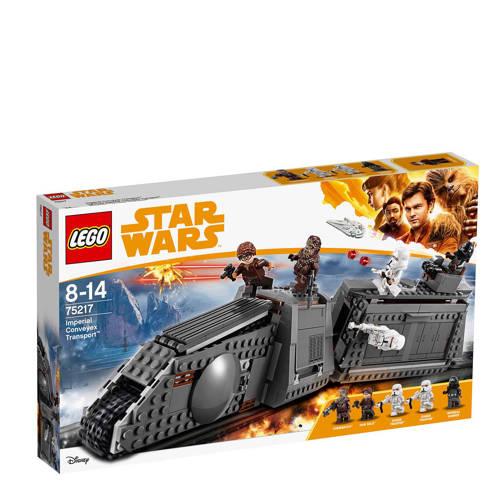 LEGO Star Wars imperial conveyex transport 75217 kopen