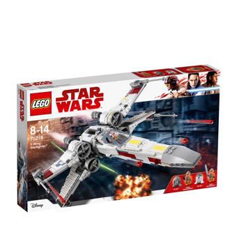 Star Wars X-wing starfighter 75218