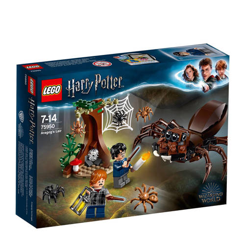 LEGO Harry Potter Aragog's schuilplaats 75950 kopen