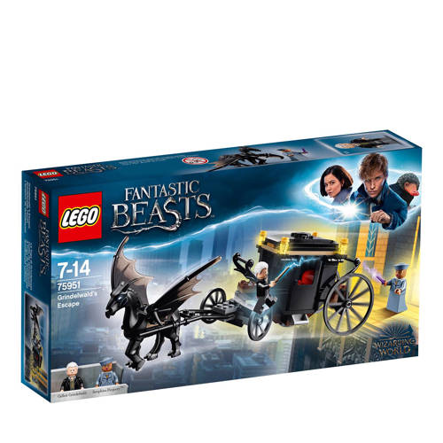 LEGO Harry Potter Grindelwald's ontsnapping 75951 kopen