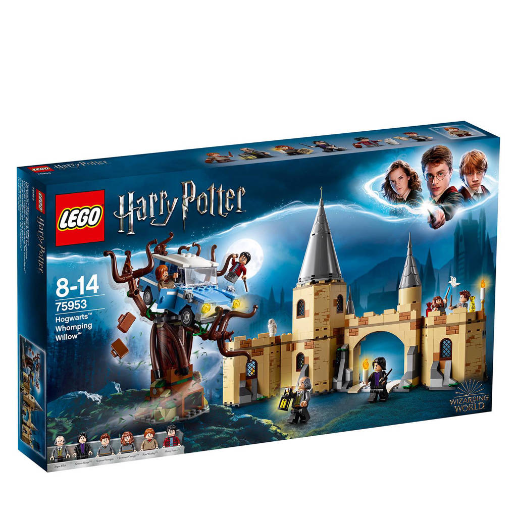 LEGO Harry Potter whomping Willow 75953