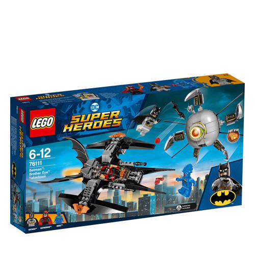 LEGO Super Heroes Batman verslaat Brother Eye 76111 kopen