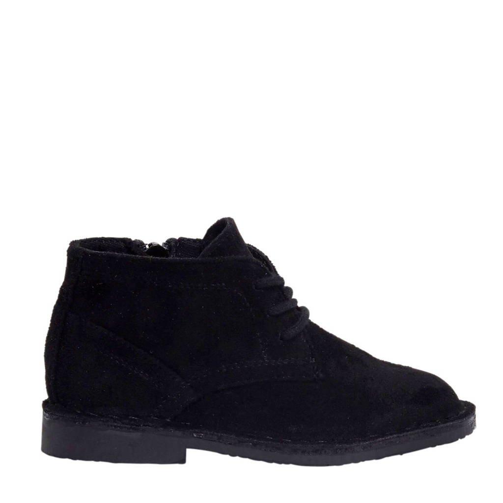 River Island desert boots, Zwart