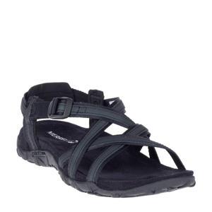 Terran Ari Lattice outdoor sandalen met leer