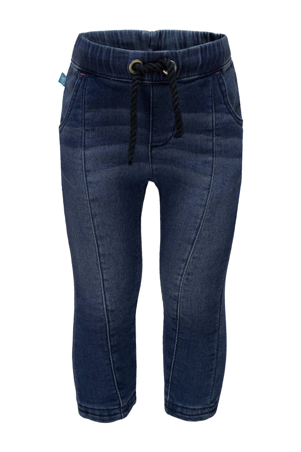 lief! slim fit jeans, Dark denim