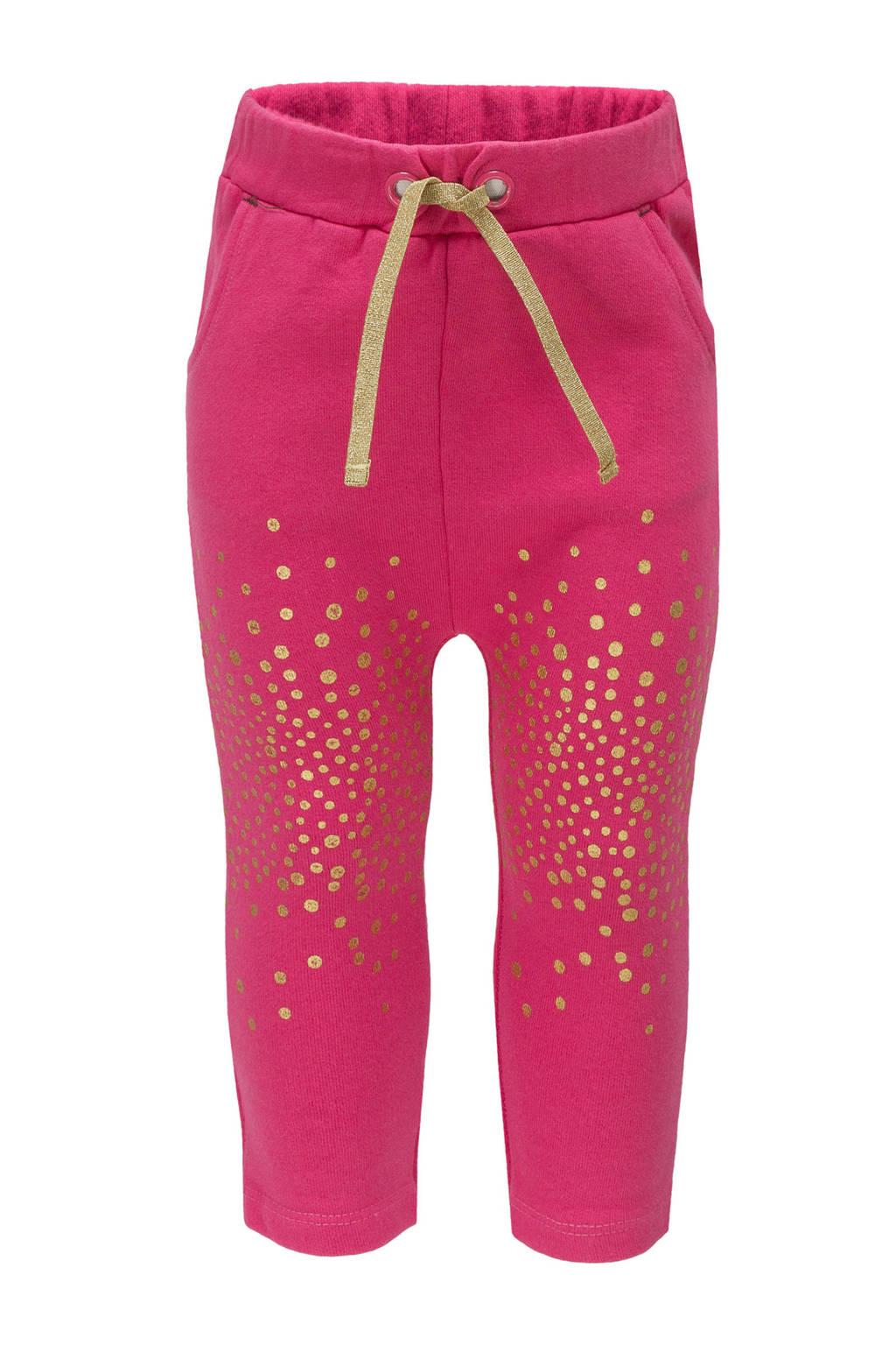 lief! sweatpants opdruk roze, Roze