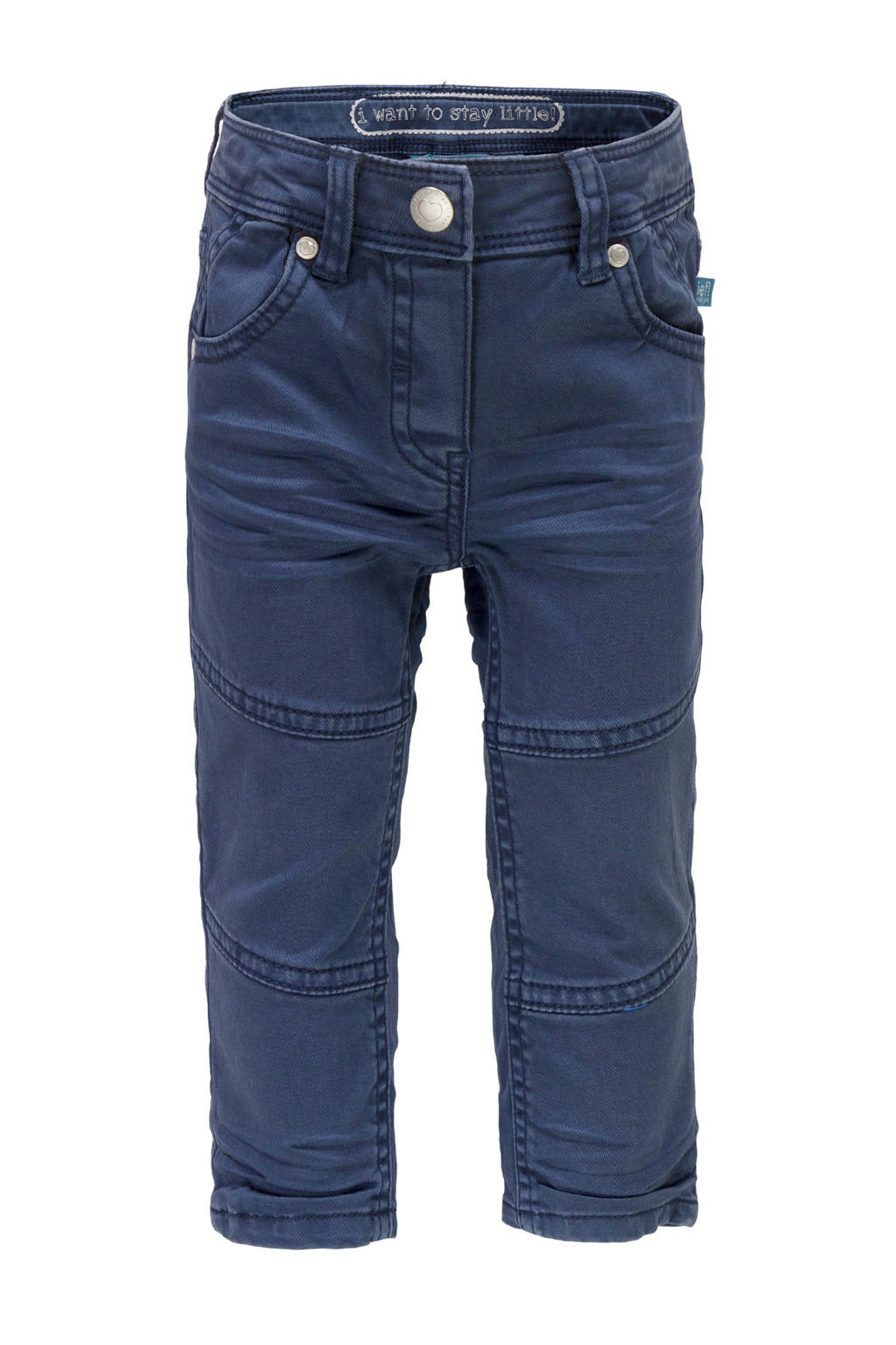 lief! slim fit jeans, Dark denim