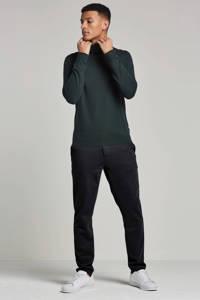 ONLY & SONS slim tapered fit chino Mark zwart, Zwart