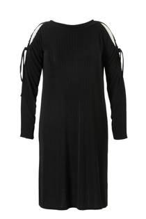 Lost Ink Plus jurk met open schouders