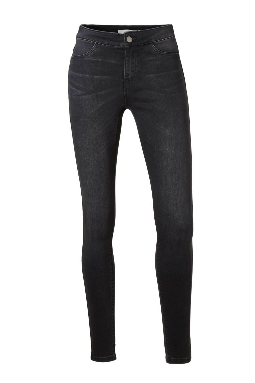JACQUELINE DE YONG jeans, Zwart