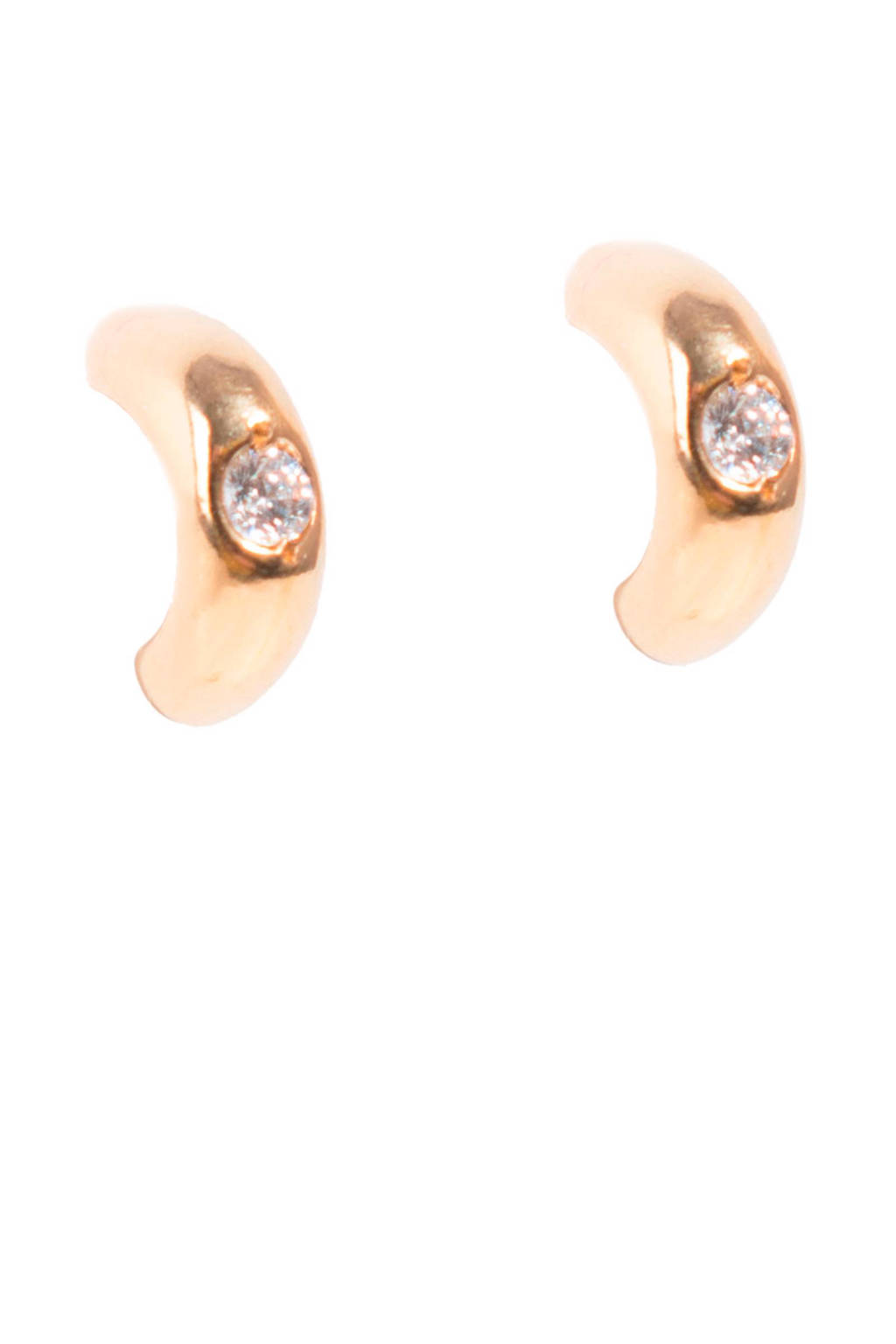 Parfois zilveren oorstekers goudkleurig, Goud