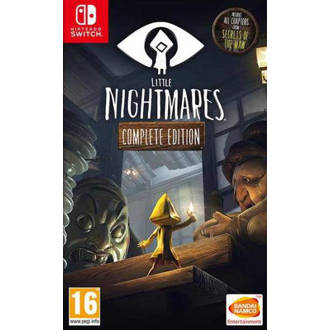 Little nightmares (Complete edition) (Nintendo Switch)