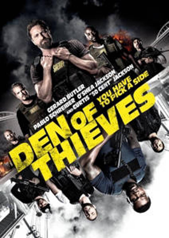Den of thieves (DVD)