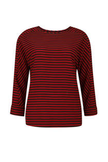 WE Fashion gestreepte top (dames)