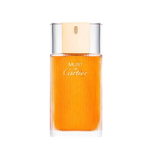 Cartier Must Pour Femme Eau De Toilette 100 ml