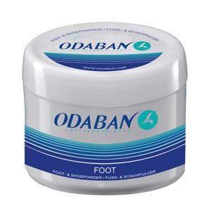 Antiperspirant voet-en shoenenpoeder