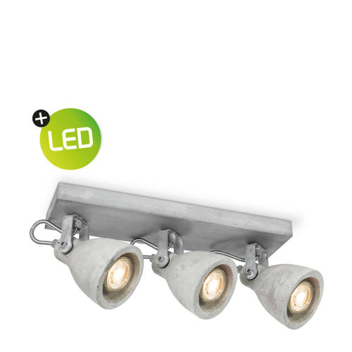 home sweet home LED opbouwspot (3 lampen)