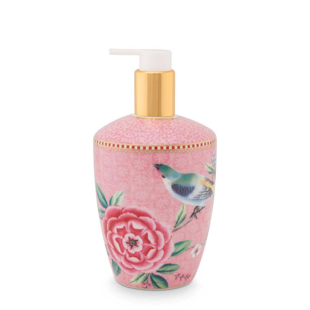Pip Studio Floral zeepdispenser, Roze