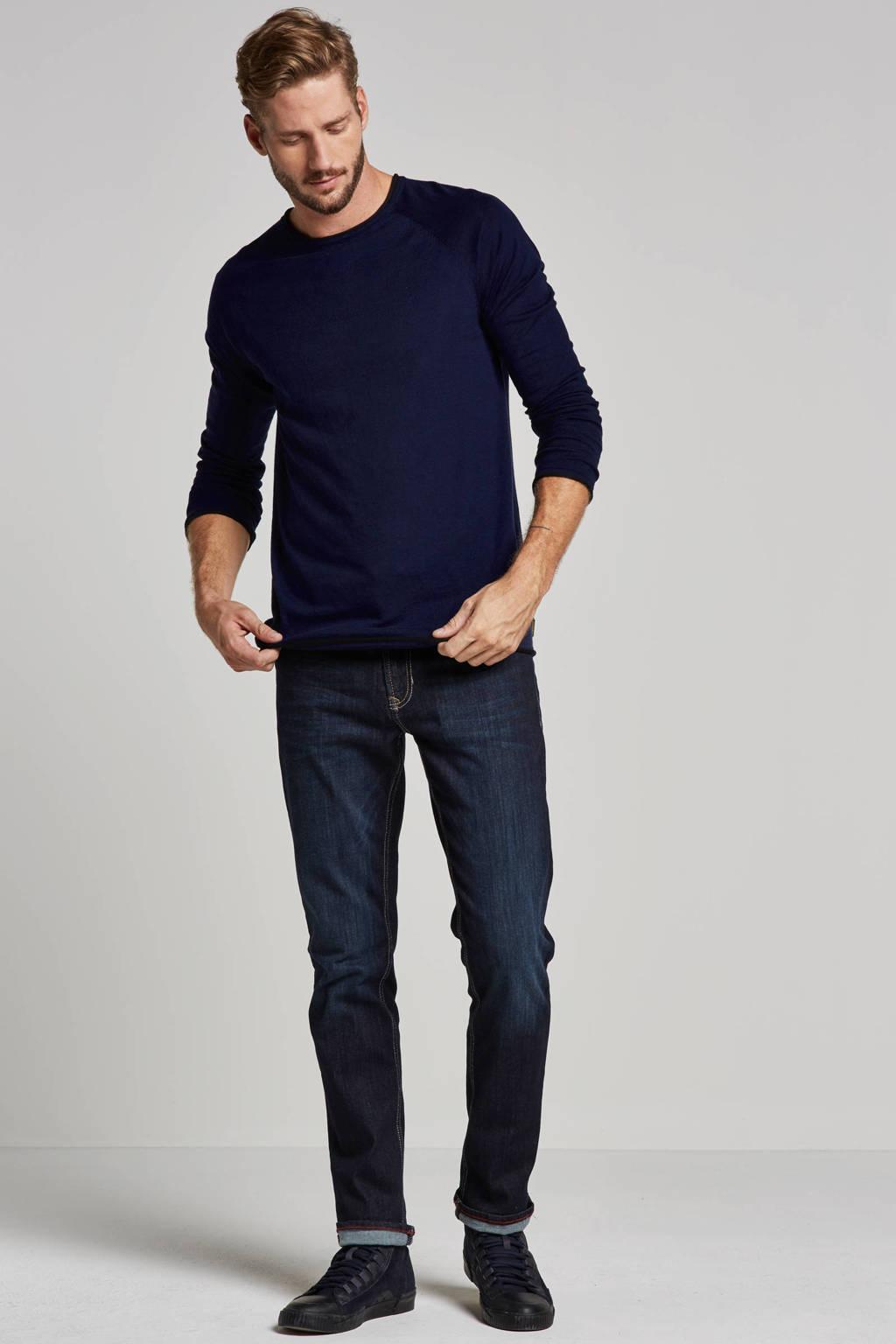 MAC slim fit modern jeans, Dark denim