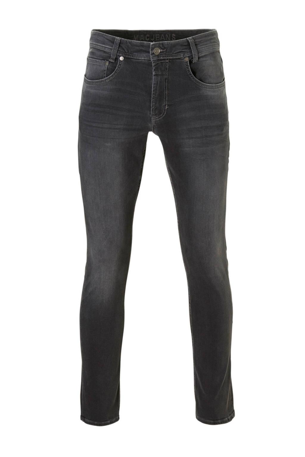MAC regular fit jeans Arne modern, Light grey ushed