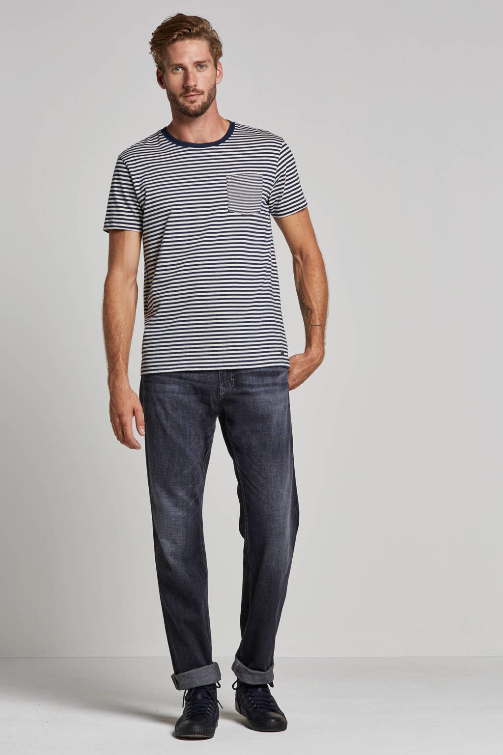 MAC regular fit jeans, Grjis
