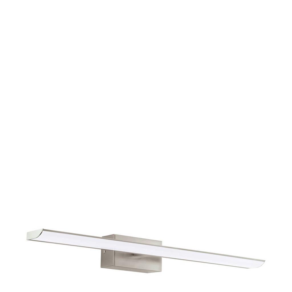 Eglo LED spiegellamp Tabiano, Nikkel
