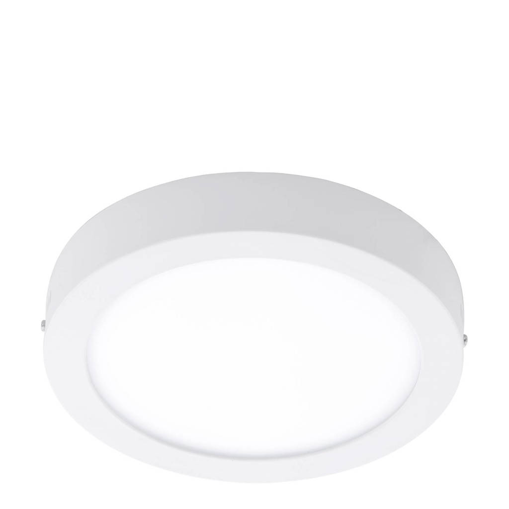 EGLO Connect plafondlamp Fueva-C, Rond, Wit