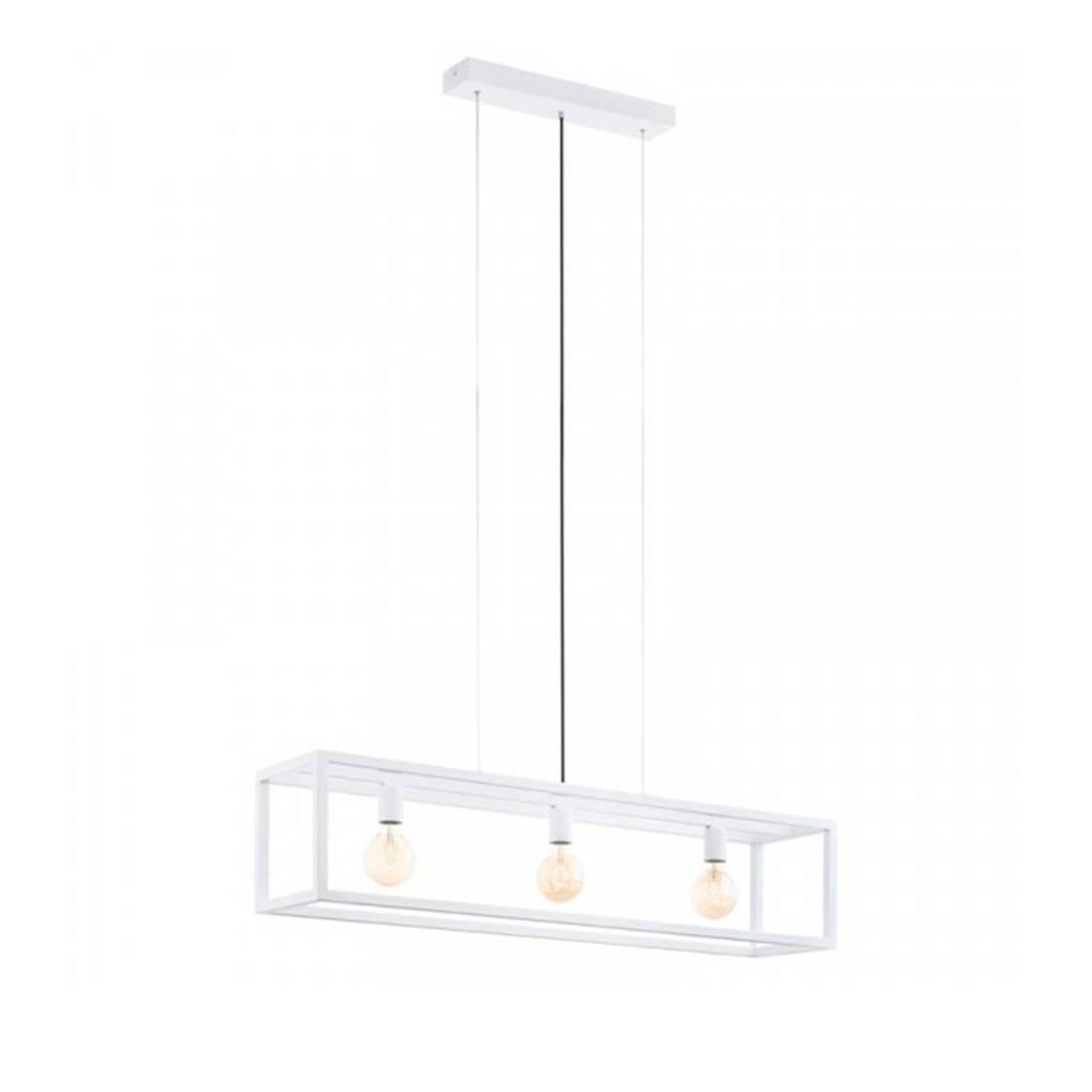 Eglo hanglamp Elswick, Wit