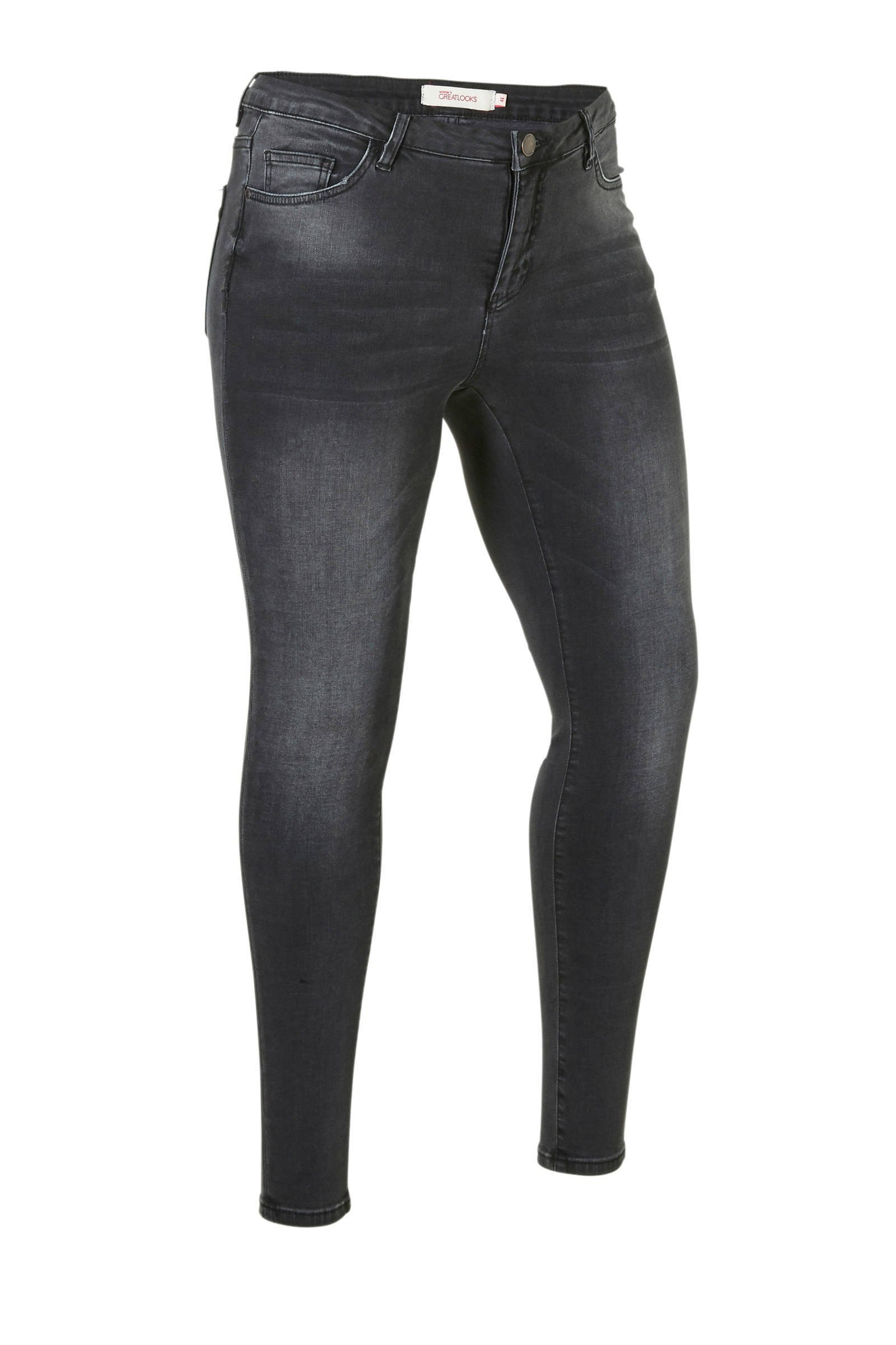 whkmp's great looks skinny jeans (dames)