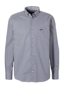 HV SOCIETY regular fit overhemd (heren)