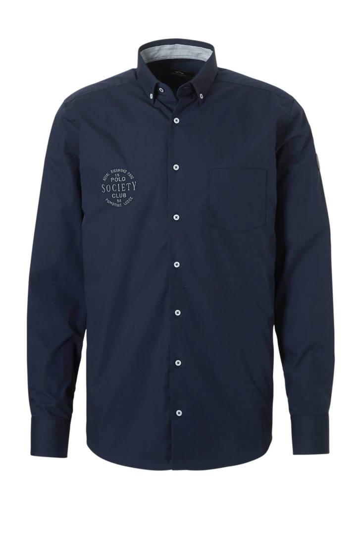 SOCIETY HV fit overhemd Morris regular d7xwqzr7