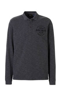 HV SOCIETY regualr fit polo (heren)