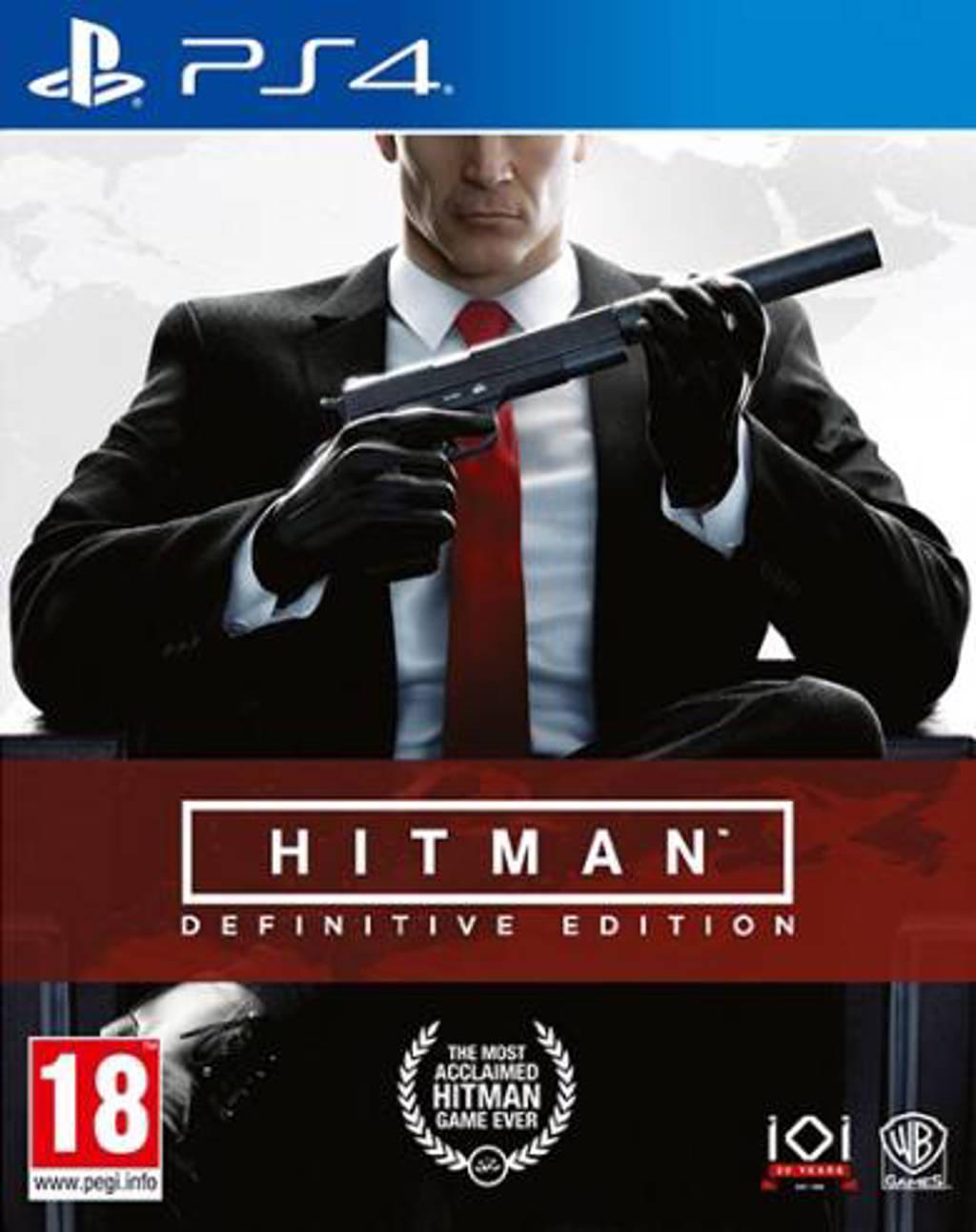Hitman - Defenitive edition (PlayStation 4)