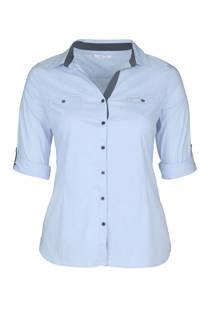 Paprika blouse lichtblauw (dames)