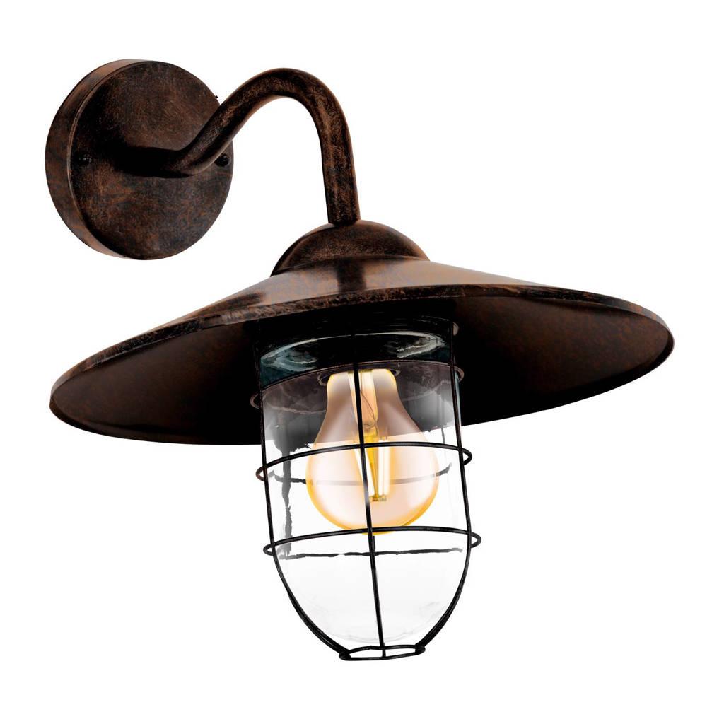 Eglo wandlamp Melgoa, Koper