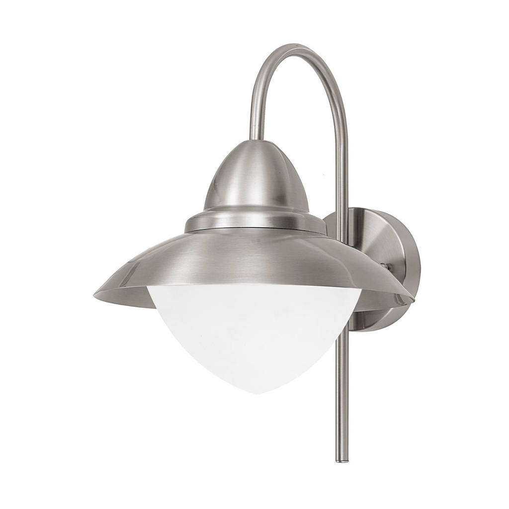 Eglo wandlamp Sidney, Zilver