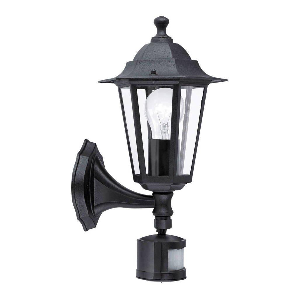 EGLO wandlamp Laterna 4, Wandlamp met bewegingssensor