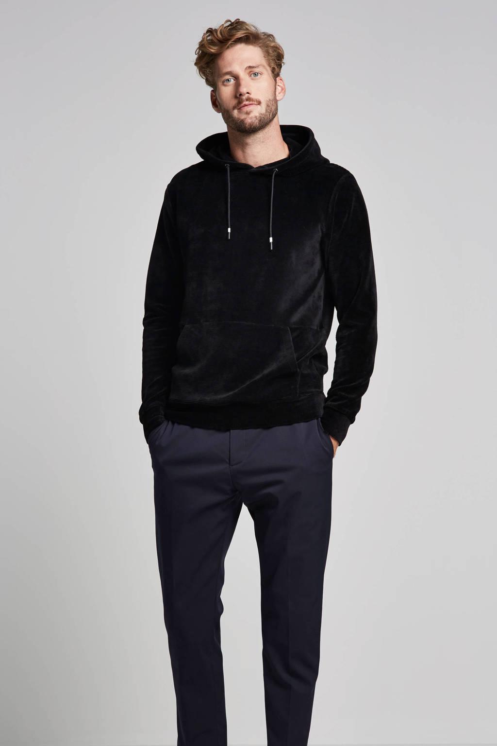 Anerkjendt Thomas hoodie, Zwart