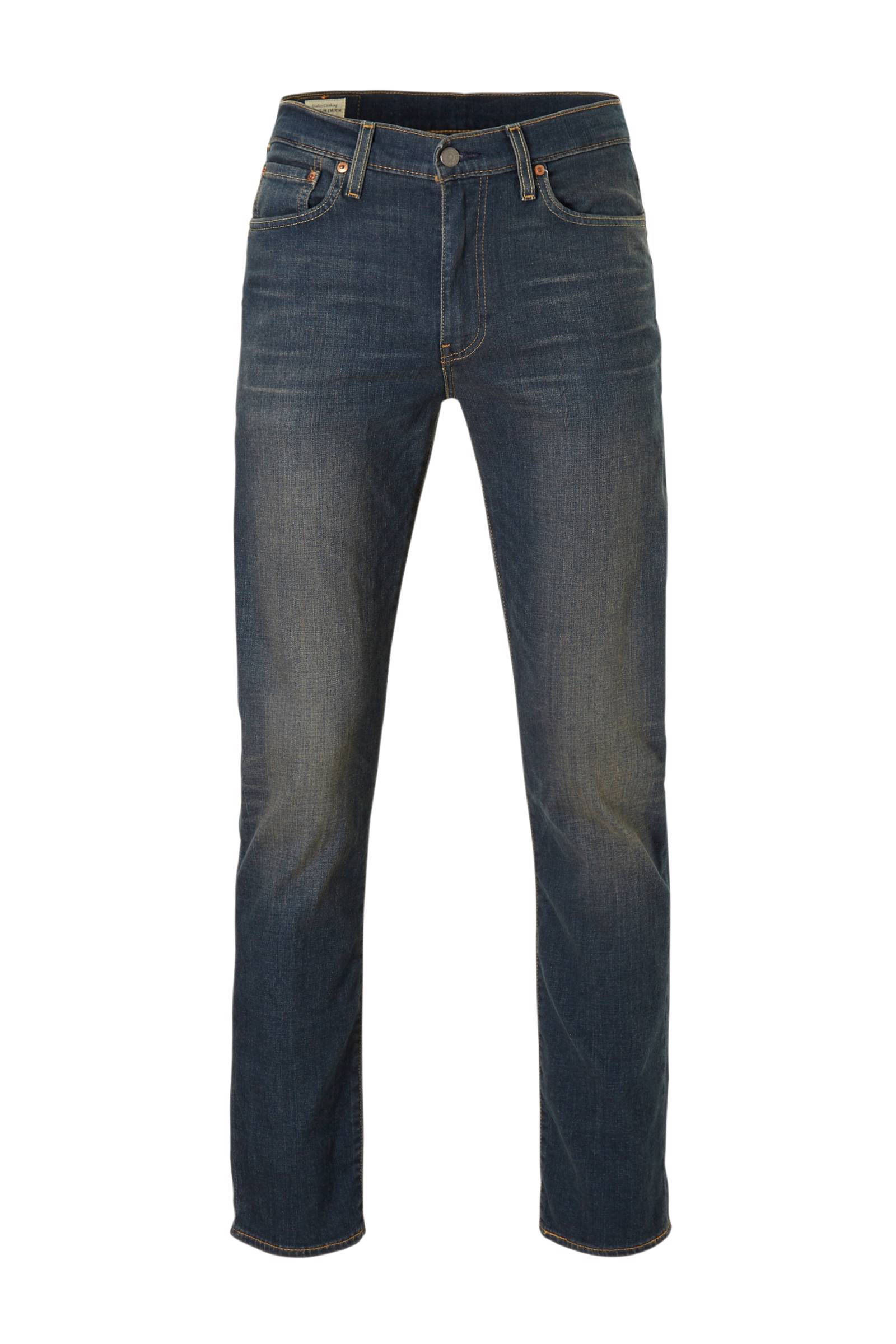 Levi's 514 straight fit jeans (heren)