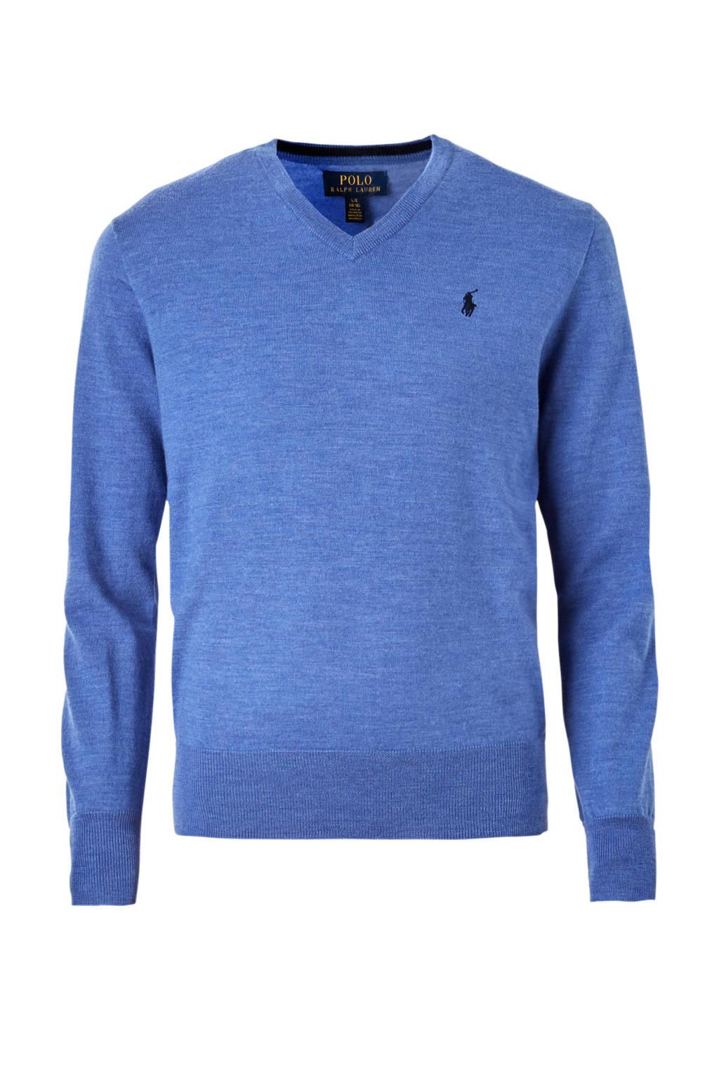 POLO Ralph Lauren wollen trui middenblauw