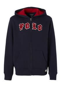 POLO Ralph Lauren sweatvest met logo blauw (jongens)