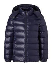 POLO Ralph Lauren winterjas donkerblauw (meisjes)