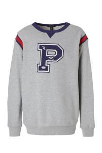 POLO Ralph Lauren sweater Novel grijs (jongens)