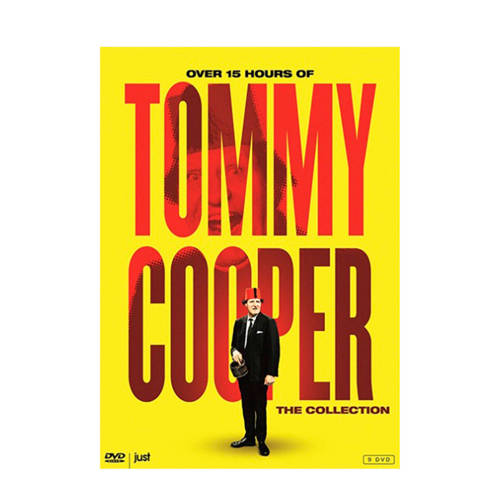 Tommy Cooper collection (DVD) kopen