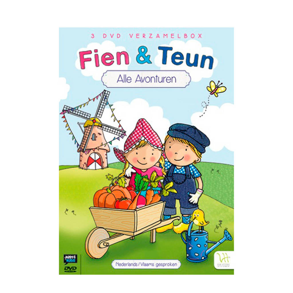 Fien & Teun box (DVD)