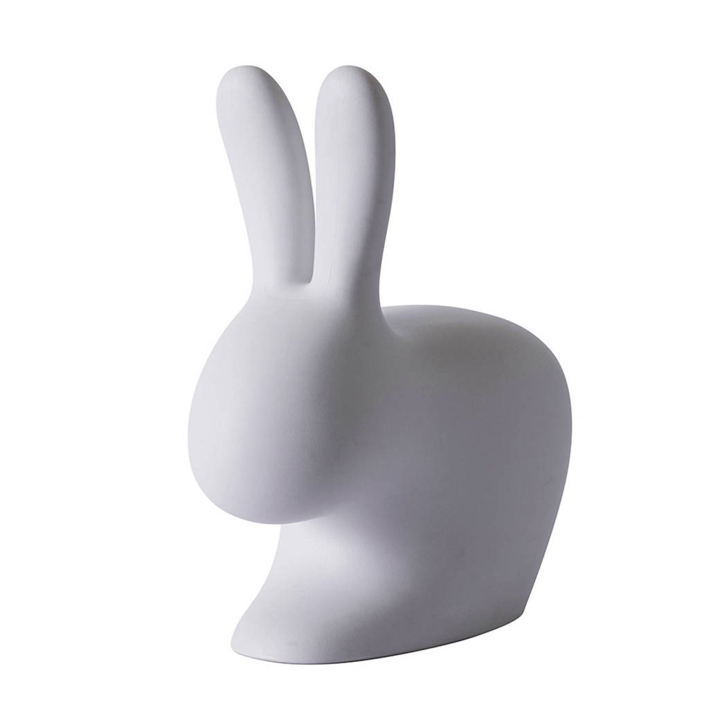 Qeeboo Rabbit Chair, Grijs