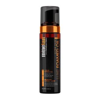 Luxe Foamed Oil Ultra Dark zelfbruiner