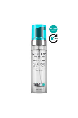 Micellar Tan Water - Gel to Foam zelfbruiner